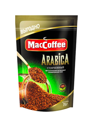 MacCoffee Arabica 75 г
